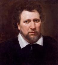 NPG 2752; Benjamin Jonson by Abraham van Blyenberch