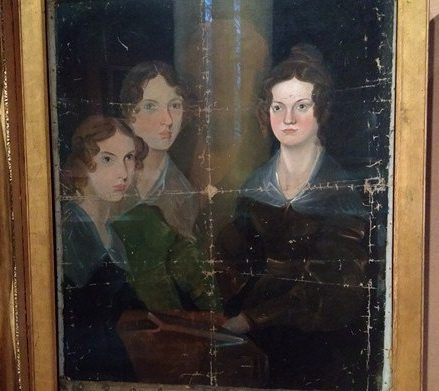 Anne, Emily, and Charlotte Brontë