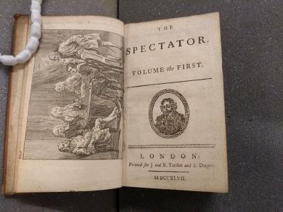 The Spectator Magazine, Talbot Collection