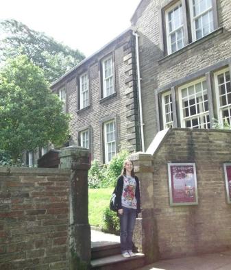 My very first trip to the Brontë Parsonage Museum