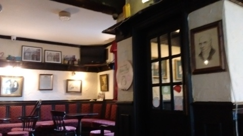 Inside the Black Bull