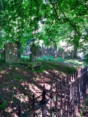 Graves of Haworth