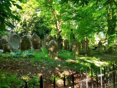 Haworth's Graveyard