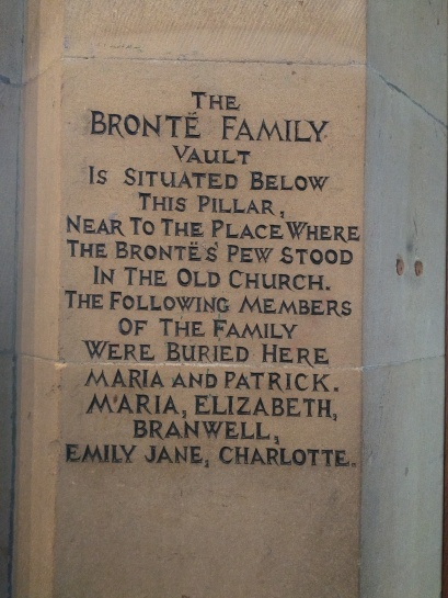 Brontë Pillar
