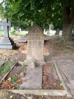 Beesley Grave