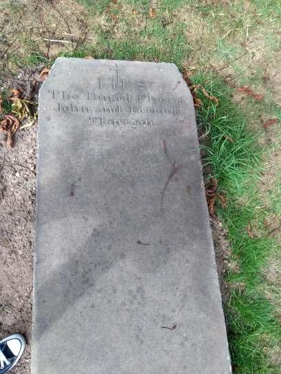 Grave of John and Patrick Flanagan