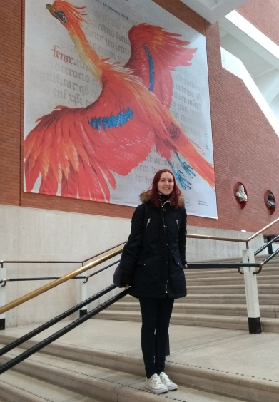 Harry Potter Exhibition, The British Library, 2018
