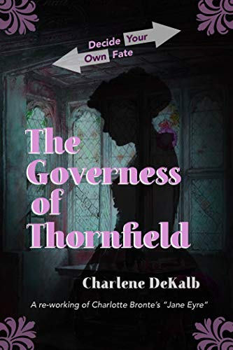 Governess of Thornfield Cover
