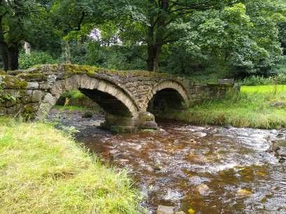 Pack-Horse Bridge